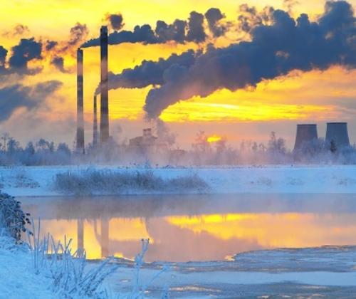 Energie Kraftwerk