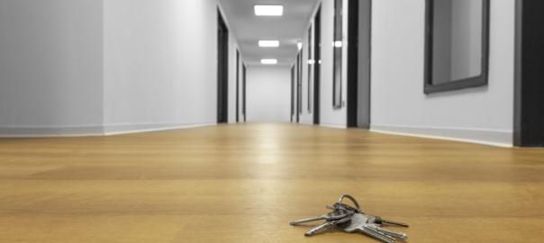 verlorene Schlüssel © Matthias Buehner