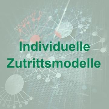 Individuelle Modelle in der Zutrittskontrolle