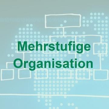 Organisationsstruktur für die Zutrittskontrolle