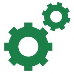 Teststellung Symbol