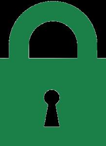 Logo Zutrittskontrolle